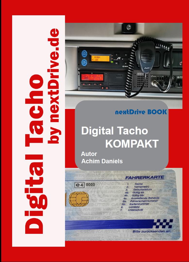 NEU – nextDrive BOOK – Digital Tacho kompakt A6